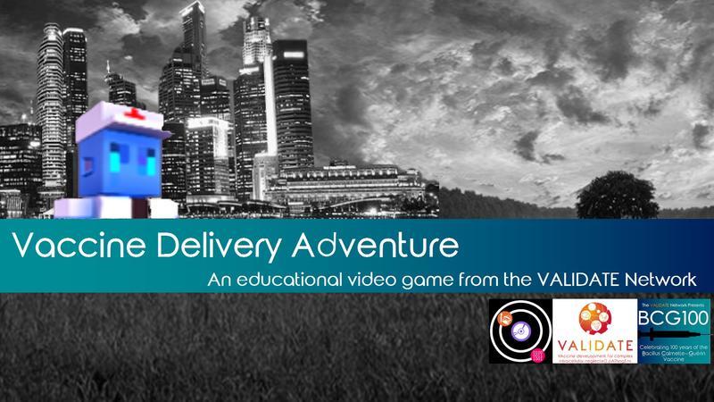 vaccine delivery adventure cover