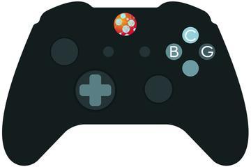 bcg adventures  game controller
