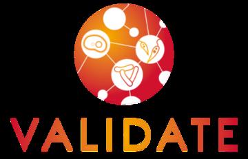 VALIDATE logo